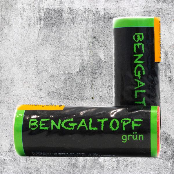 Bengaltopf grün