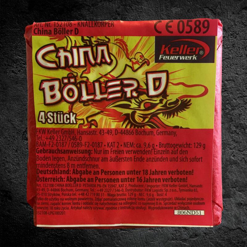 China Böller