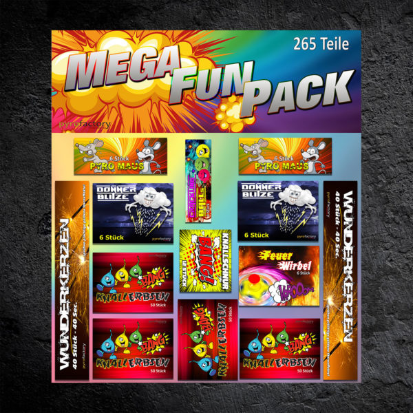 Mega Fun Pack