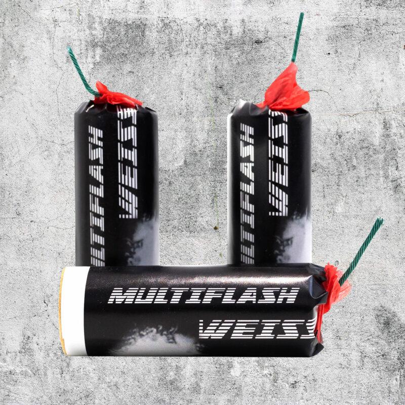 Multiflash weiß