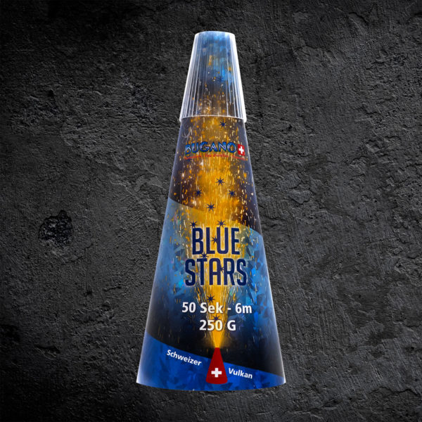 Schweizer Vulkan Blue Stars