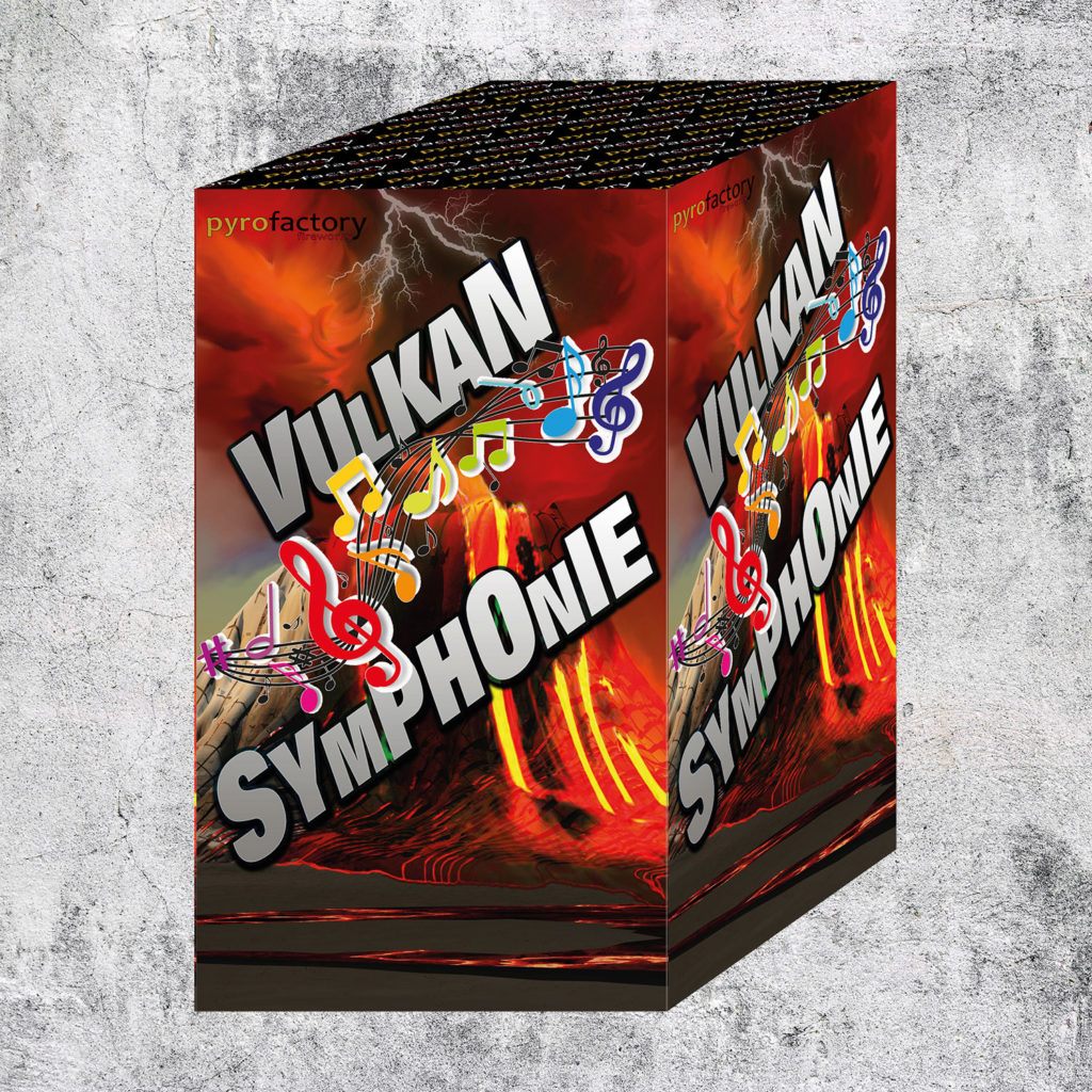 Vulkan Symphonie