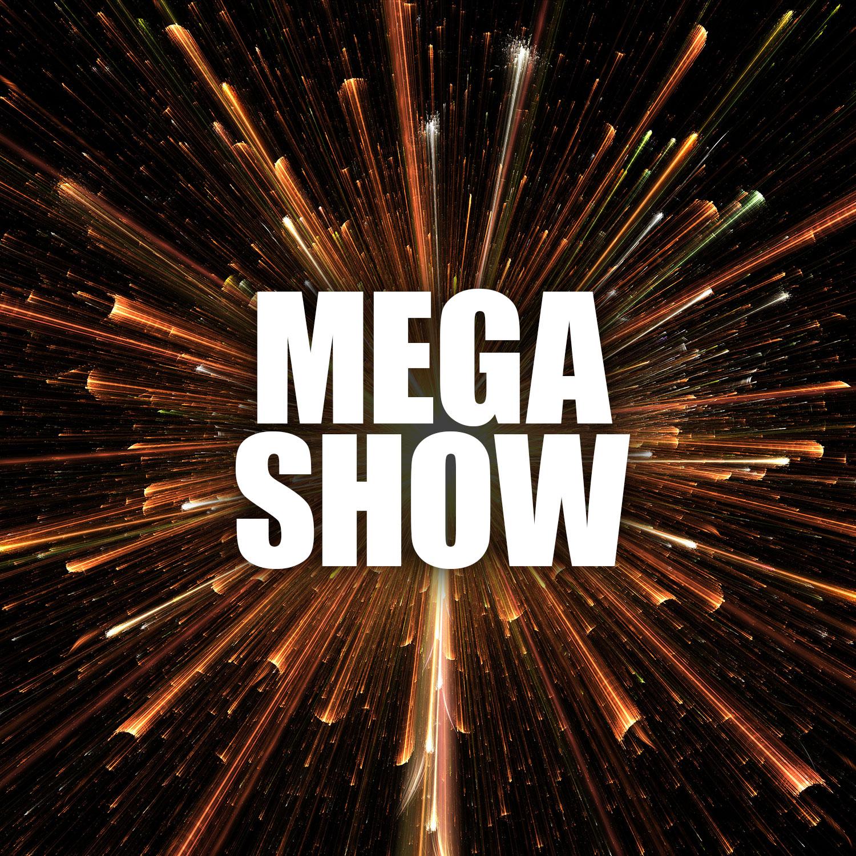 Profifeuerwerk Mega Show