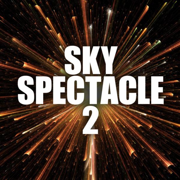 Profifeuerwerk Sky Spectacle 2