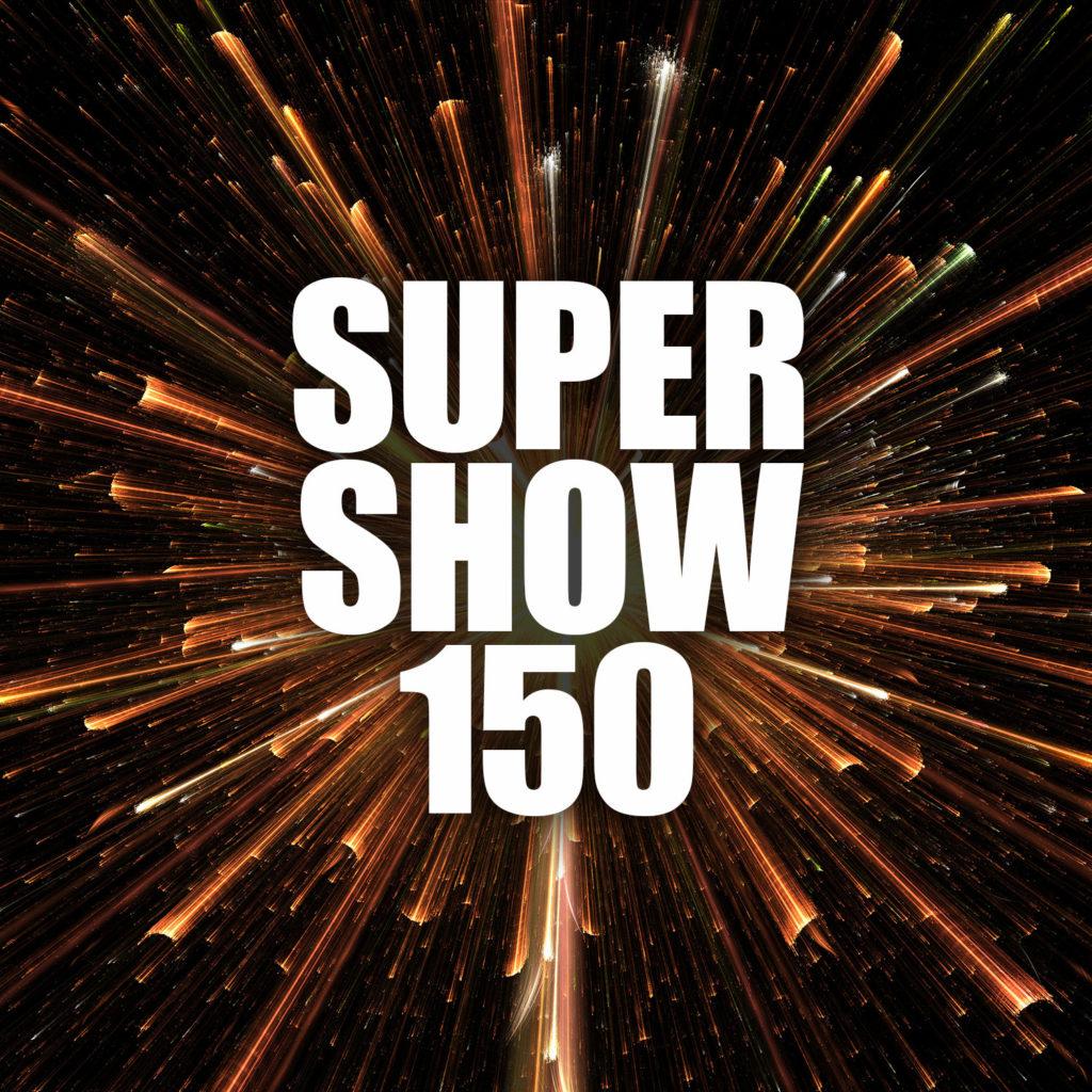 Profifeuerwerk Super Show 150