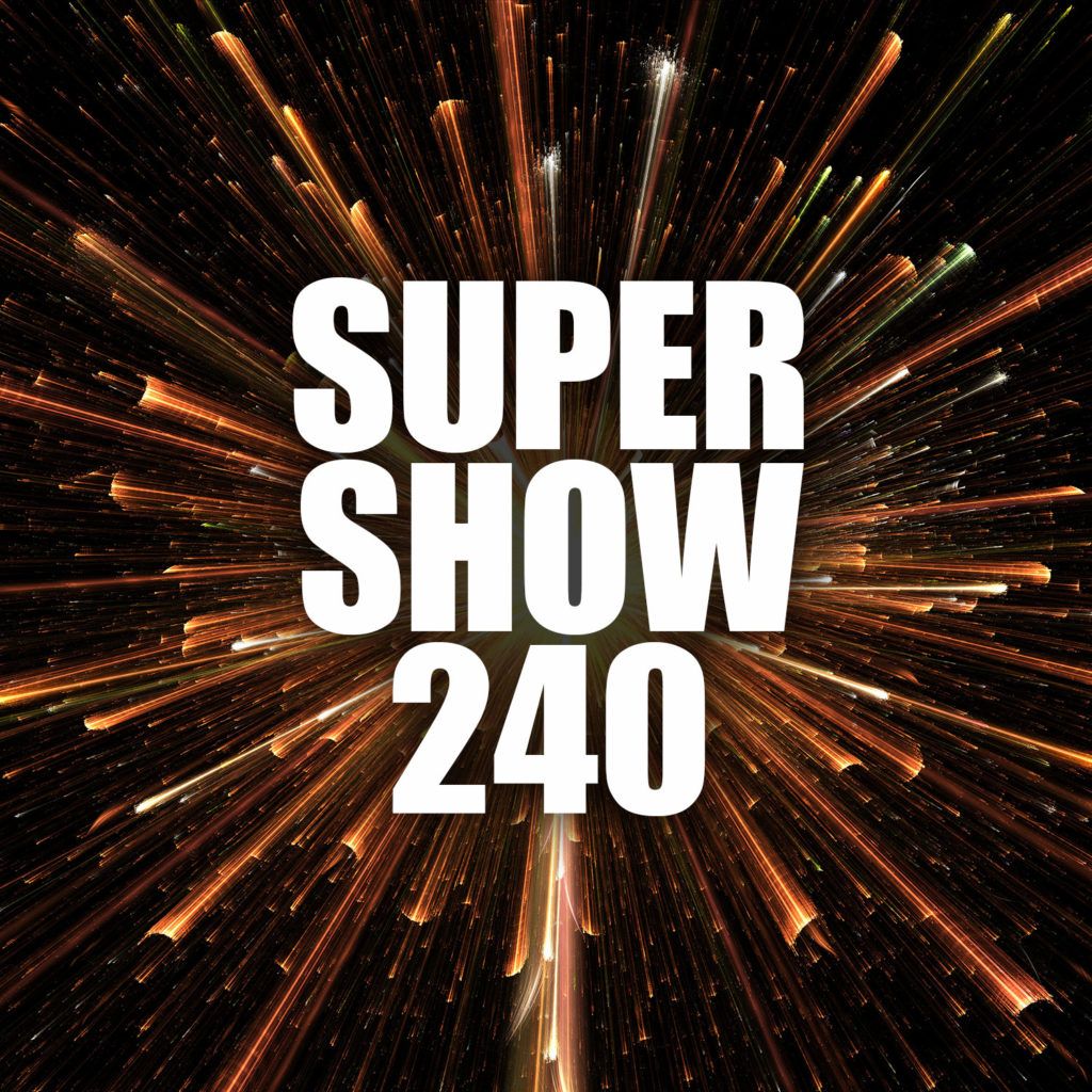 Profifeuerwerk Super Show 240