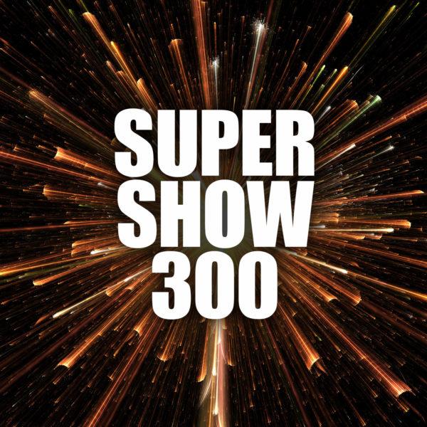 Profifeuerwerk Super Show 300