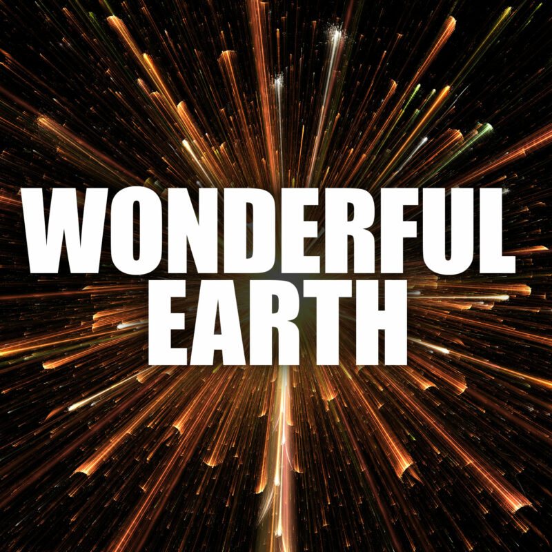 Profifeuerwerk Wonderful Earth